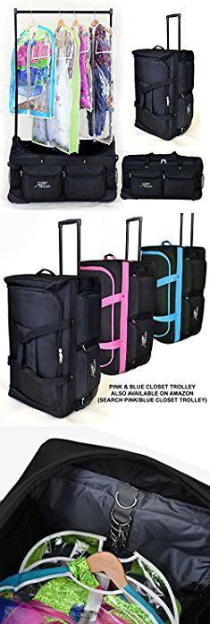 How To Make Your Own Rolling Dance Bag With Garment Rack Garment Racks Duffel Bag And Dancing