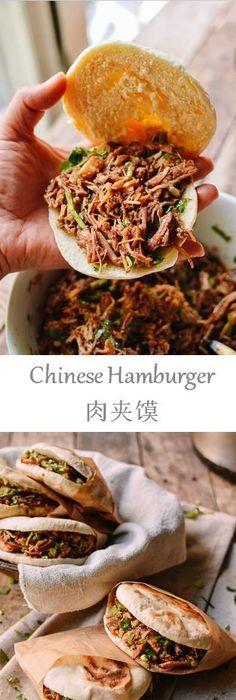 Chinese hamburger rou jia mo recipe chinese food recipes chinese hamburger recipe by the woks of life forumfinder Gallery