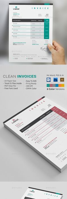 Free Invoice Template For Designers Illustrators Design - Invoice making software free online fabric store coupon