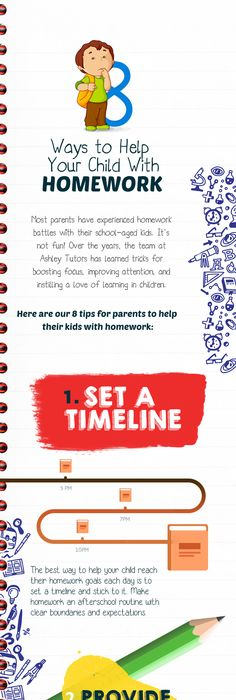 Homework Help: How to Make Homework Time More Effective for Your ...