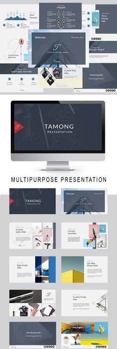 Interior Design Keynote Presentation Template  Keynote