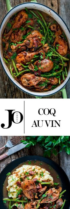 Chicken au champagne recipe champagne recipes and food forumfinder Gallery
