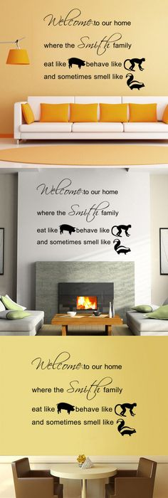 Wall Decals Life Is A Balance ... Quote Vinyl Sticker Mural Wall ...