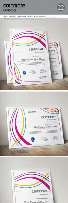 Certificate of appreciation certificate appreciation and certificate template vector eps download here httpgraphicriver yadclub Image collections