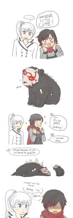 Rwby yang pictures of blake booty and ruby take it rwby - Ruby rose rule 34 ...