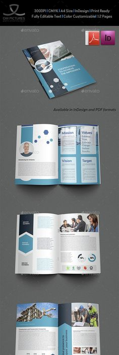 Telecom services brochure template 12 pages brochure template telecom services brochure template 12 pages brochure template brochures and template saigontimesfo