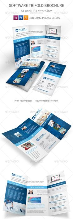 Square Brochure MockUp On Behance  Mockups