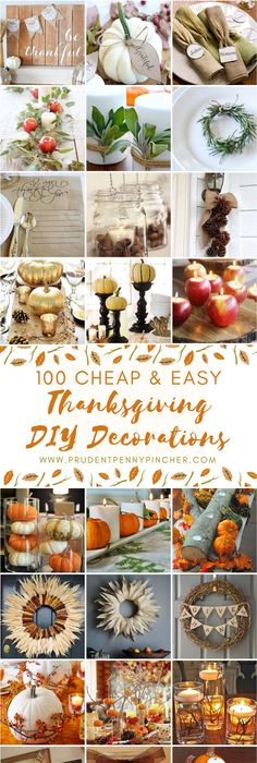 21 Genius Fall Party Ideas Everyone Will Go Nuts Over Thanksgiving - sweet 16 halloween party ideas