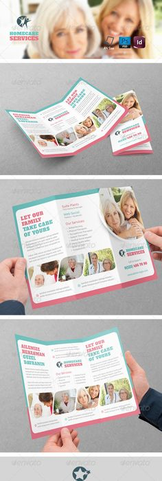 Home Care Flyer Templates Meal Preparation Flyer Template And - Home health care brochure templates