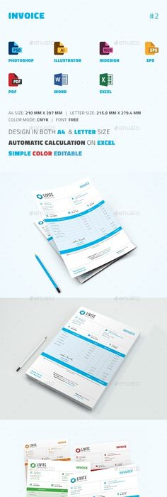 Business Invoice Templates Template, Business and Buy business