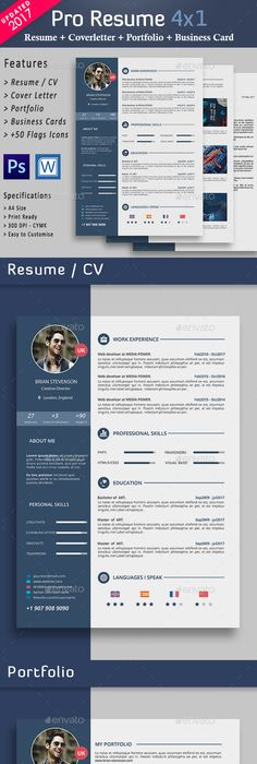 ResumeCv  Resume Cv Template And Cv Template