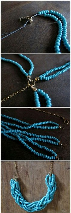 Diys do it yourself celtic knot necklace diy jewelry projects necklace diy solutioingenieria Images