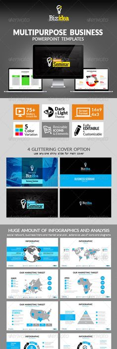 Future Vision Powerpoint Presentation Template By Something Design