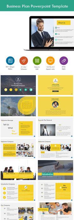 Business Plan Powerpoint Business Planning Presentation Slides