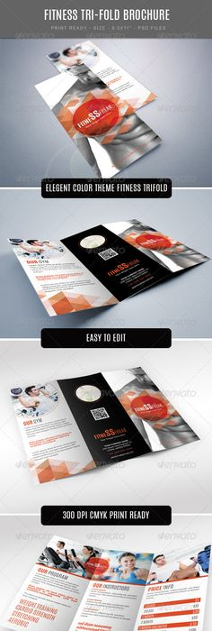 Jewelry Shop Trifold Brochure Template Brochure Template