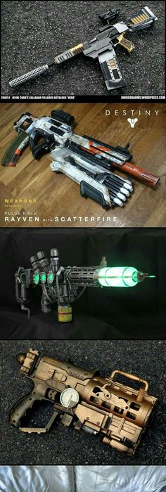 These Custom Nerf Guns Are Just Insane! (They may just be Nerf but hot dang!