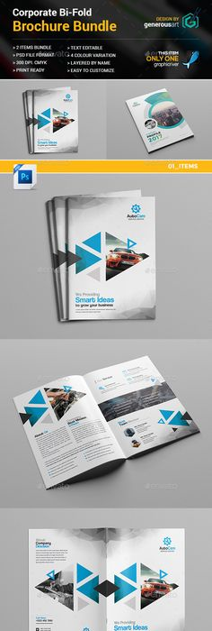 Multipurpose Brochure Brochure Template Brochures And Template