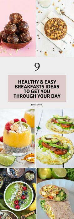 Brain food breakfast for productivity brain food productivity 10 healthy easy breakfasts ideas to get you through your day forumfinder Image collections