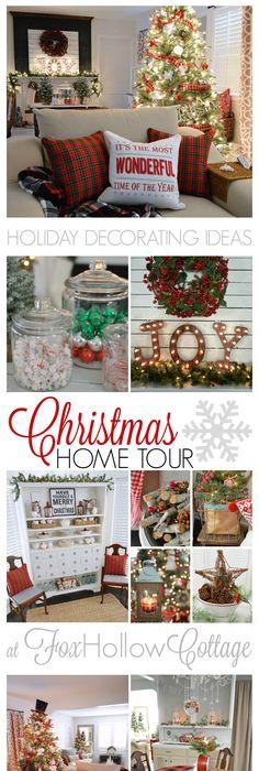 Holiday Decor Inspiration Sarah Richardson Christmas 2017 - christmas decorating ideas