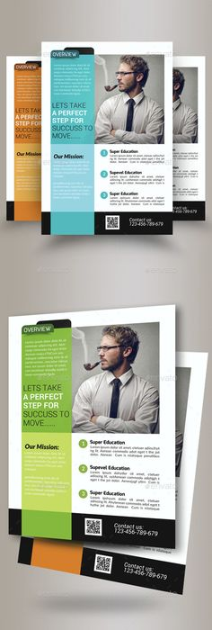 Elegant business flyer business flyers psd templates and template flashek Images