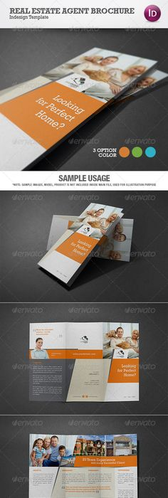 Political Candidate Brochure Design Template By Stocklayouts