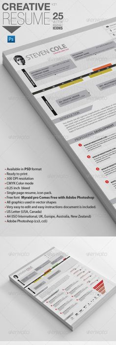 Professional Resume Professional resume, Professional resume