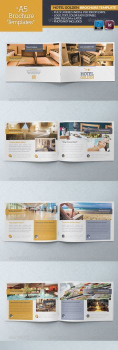Hotel Brochure  Catalogs  Hotel Brochure Brochures And Brochure