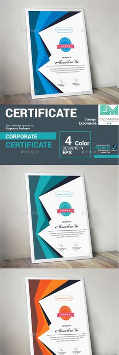 Certificate template eps certificate templates pinterest certificate template eps certificate templates pinterest certificate and template yadclub Gallery