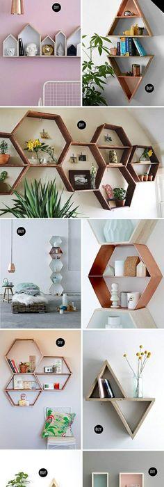 Schön 13 Wandregal Selber Bauen Interessante Ideen Regale Aus Holz Dekorationen  Kreative Wandgestaltung