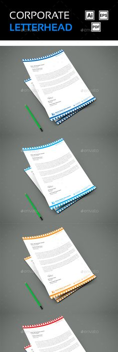 Letterhead letterhead design stationery printing and print templates spiritdancerdesigns Gallery