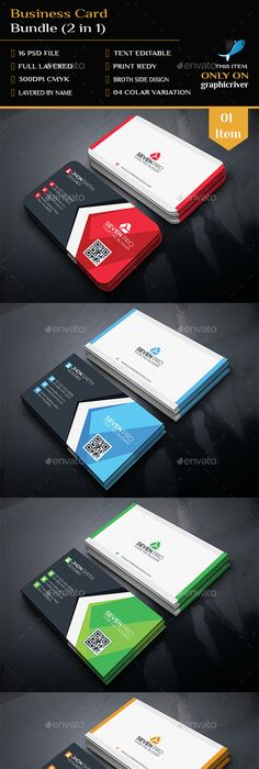 Simple Creative Business Card  Photoshop Psd Personal Visit