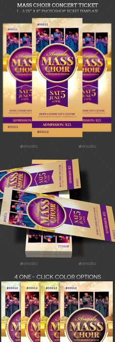 Ticket Design Template Vector Eps Ai Illustrator  Ticket