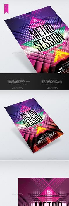 Education Flyer  Flyer Template Template And Business Flyers