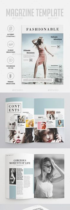 25 Pages Sport Magazine Vol35 | Sports magazine, Magazine layouts ...