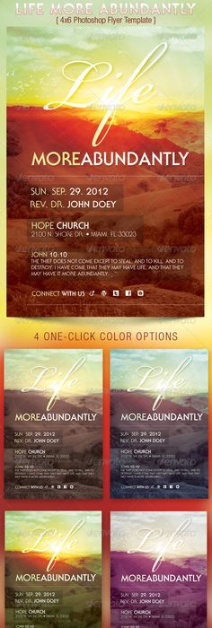 Prayer Church Flyer Template  Flyer Template Gospel Concert And
