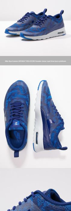 very cool #Sneakers #Nike #blue