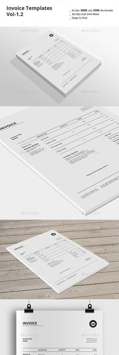 Invoice Like A Pro Design Examples And Best Practices  Template