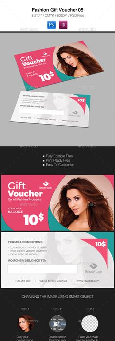 Gift Voucher Format Fitness Gift Voucher  Gift Font Logo And Fonts