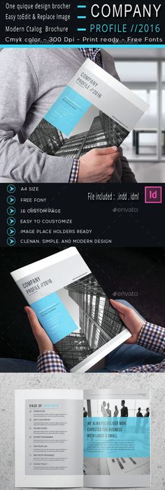 Indesign Business Proposal Template  Template