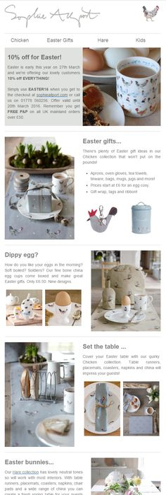 Hobbycraft easter email emailmarketing email marketing easter hobbycraft easter email emailmarketing email marketing easter easter emails pinterest craft supplies online negle Gallery