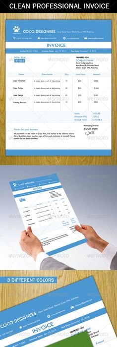 Invoice Graphic Design Invoice Beautifulinvoice