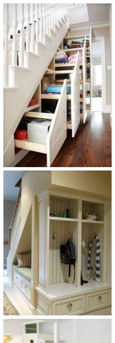 comely tiny home stairs. Creative ideas for using the space under stairs  Brilliant use of Not nuts about bathroom idea though I guess if you had a tiny home with no 20 Small Home Bar Ideas and Space Savvy Designs Contemporary