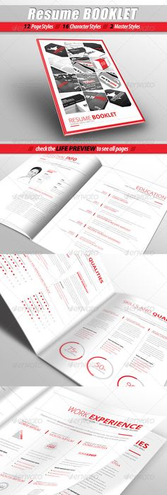 Resume | Resume cv, Template and Cv template