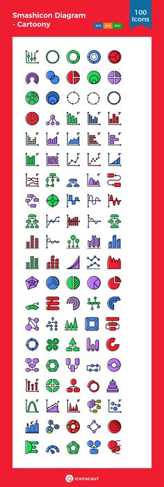 Business charts and diagrams icon pack icon pack diagram and icons smashicon diagram cartoony icon pack ccuart Image collections