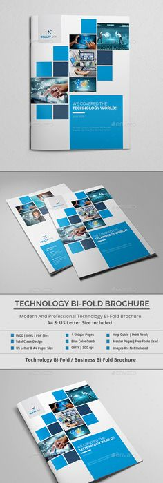Bi Fold Brochure Bundle  In   Brochures Text Color And