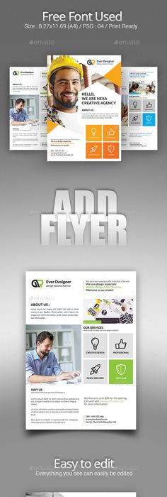 Corporate Flyer Template Flyer Template Business Flyer Templates