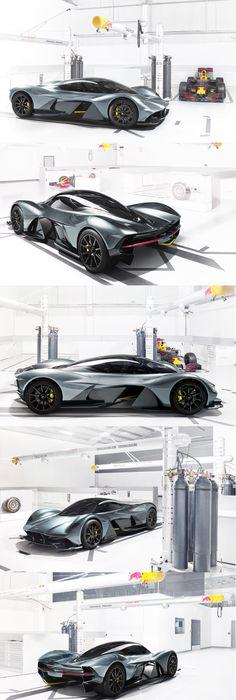 Aston Martin AM RB 001: Meet Aston Martin And Red Bull Racingu0027s Insane V12