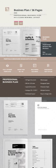 Professional Business Profile Template Invoice  Stationery Printing Print Templates And Template