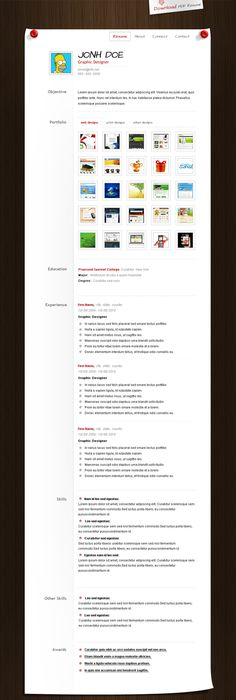 Professional Web Developer Resume Template  Web Developer Resume