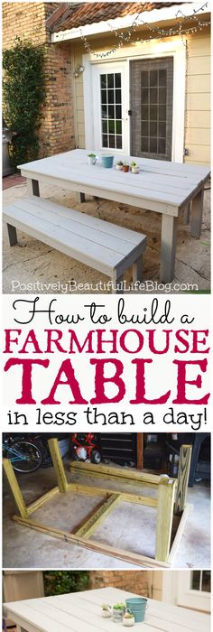 Model Of Chevron farmhouse table plans other cool diy projects woodworking Pinterest Top Design - Popular build your own farmhouse table Top Design